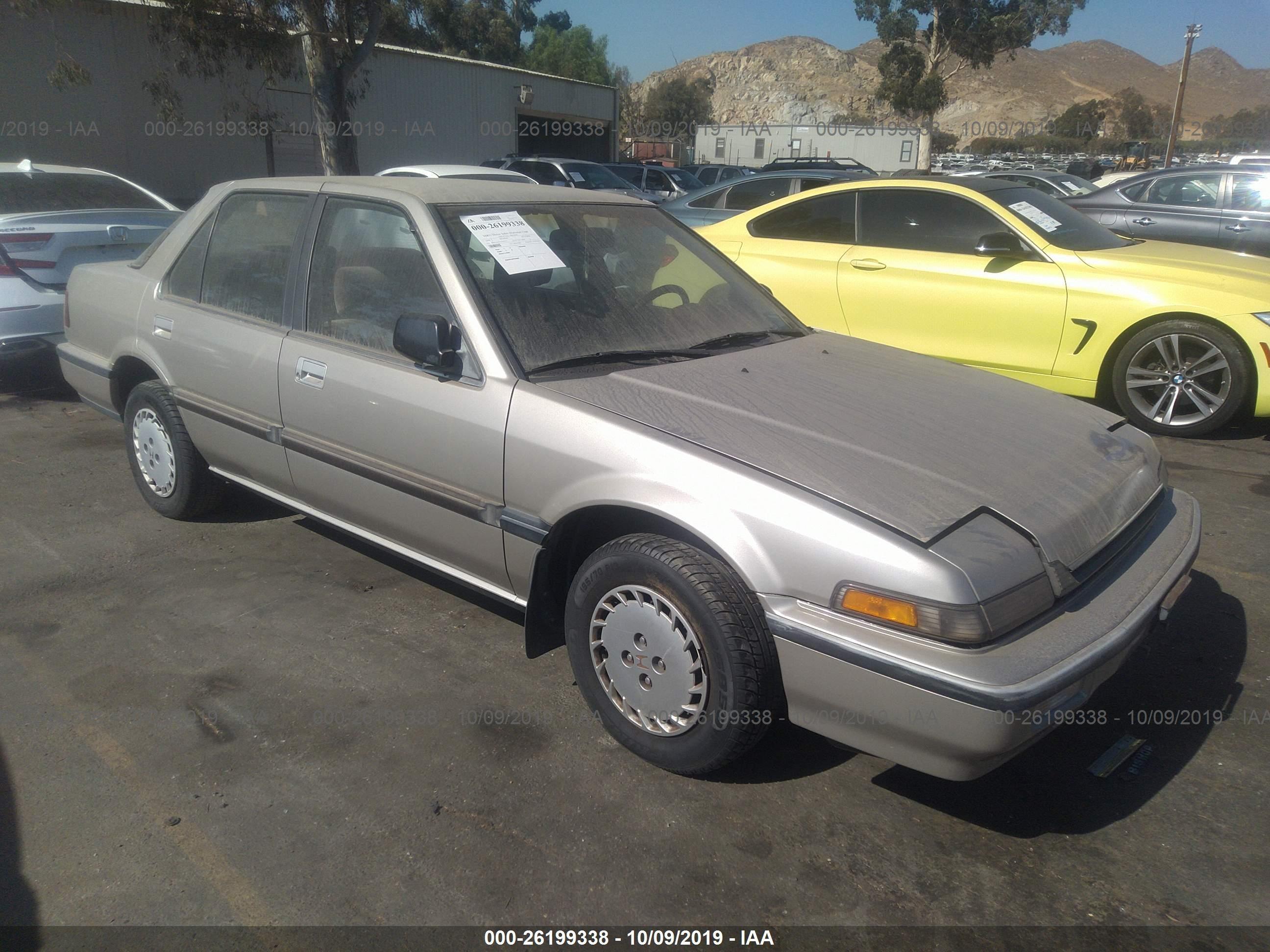 Kelebihan Honda Accord 1988 Harga