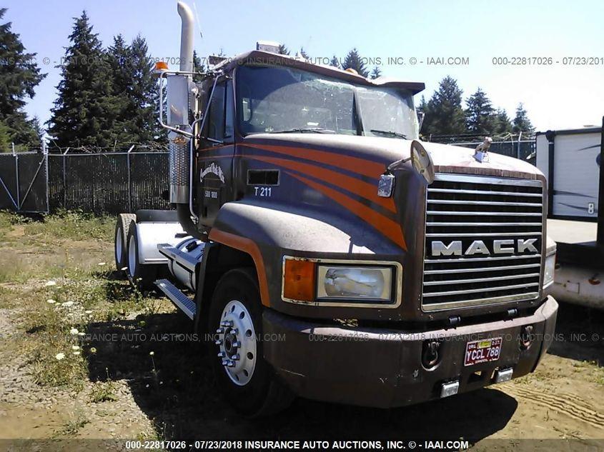 1995 MACK 600 CH600