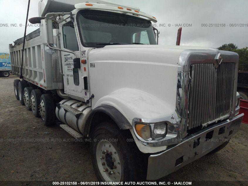 2003 INTERNATIONAL 5900 5900I