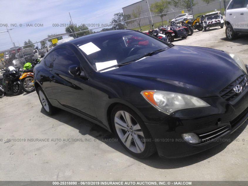Car Auctions In Nc >> 2010 Hyundai Genesis Coupe 3 8l Auction Cardeal Auto Auction
