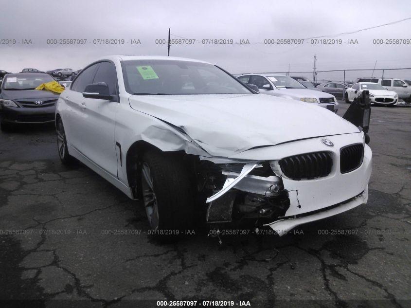 2015 BMW 428 XI GRAN COUPE SULEV