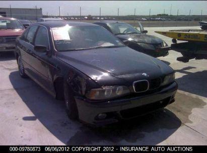 2003 BMW 525I AUTOMATIC