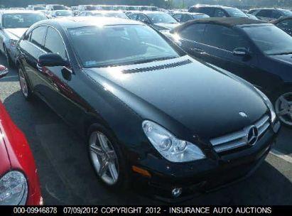 2009 MERCEDES-BENZ CLS550 550