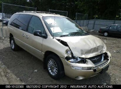2000 CHRYSLER TOWN & COUNTRY LMT