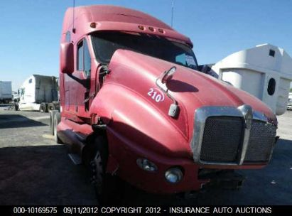 2000 KENWORTH CONSTRUCTION T2000