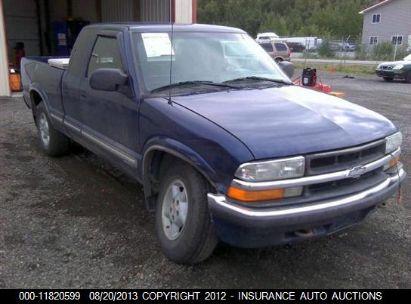 2000 CHEVROLET 'S'TRUCK S10