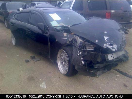 2006 Lexus IS250, 12135810 | IAA-Insurance Auto Auctions