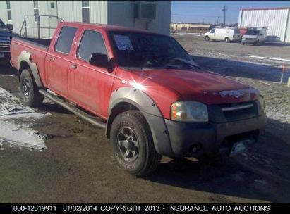 2002 NISSAN FRONTIER XE/SE