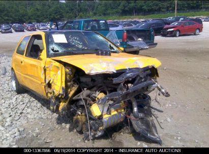1999 VOLKSWAGEN GTI VR6