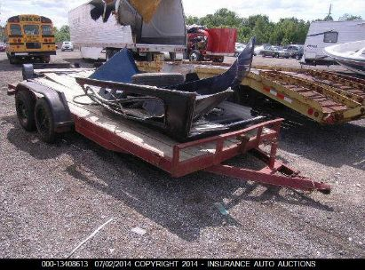 2003 UTILITY TRAILER MFG OTHER