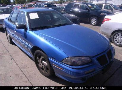 1995 PONTIAC GRAND AM GT