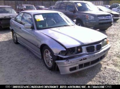 1997 BMW 328IS AUTOMATIC