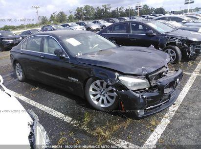 2011 BMW 7 SERIES LXI