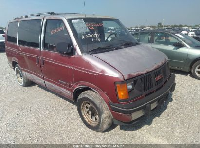 1993 GMC SAFARI XT