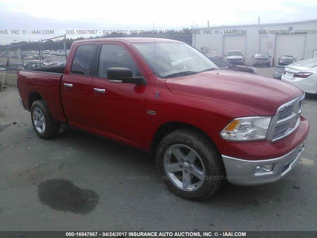 2011 DODGE RAM TRUCK, 16947667 | IAA-Insurance Auto Auctions