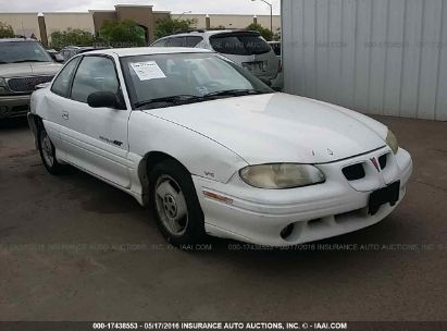 1997 PONTIAC GRAND AM GT