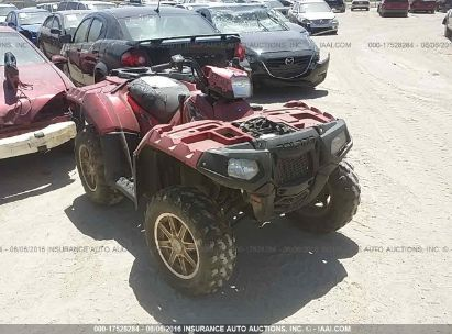 2010 POLARIS SPORTSMAN 850 XP-EPS