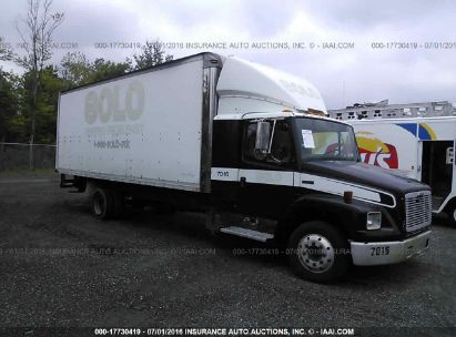 2001 FREIGHTLINER MEDIUM CONVENTION FL50