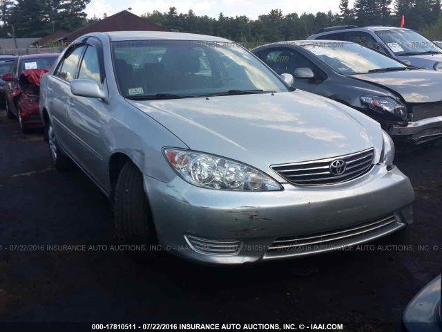 2006 TOYOTA CAMRY, 17810511 | IAA-Insurance Auto Auctions