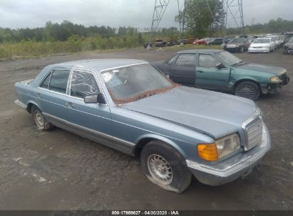 1985 MERCEDES-BENZ 300 SD