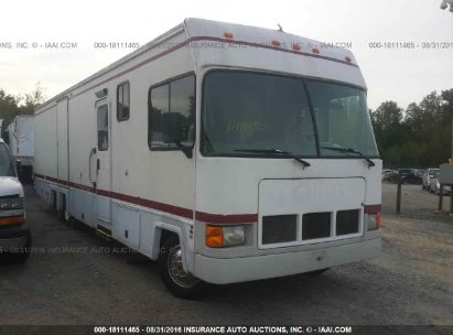 1999 FORD F550 MOTORHOME SUPER DUTY STRIPPED CHASS