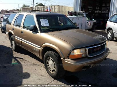 2000 GMC JIMMY / ENVOY