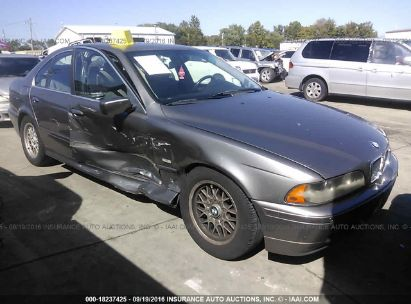 2002 BMW 525 I AUTOMATIC