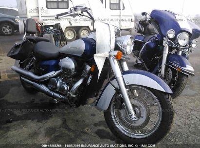 2009 HONDA VT750 C
