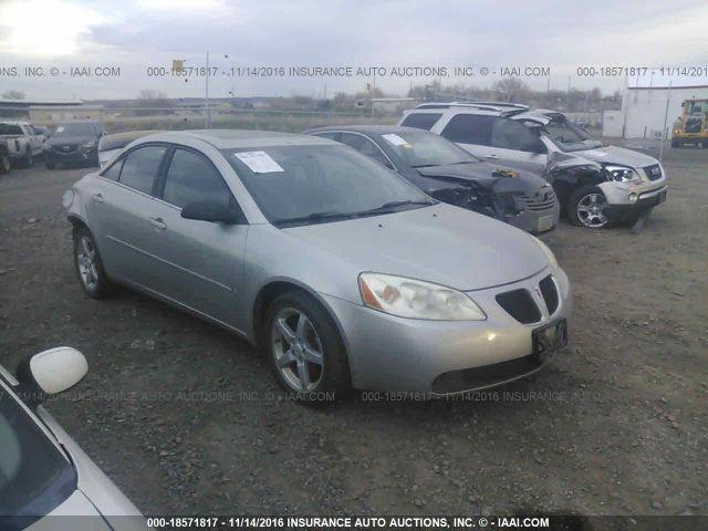 2007 PONTIAC G6, 18571817 | IAA-Insurance Auto Auctions