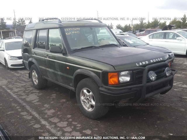 Discovery Auto Insurance >> 1999 Land Rover Discovery Ii 18753294 Iaa Insurance Auto