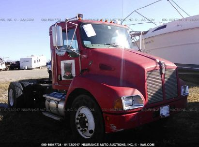2003 KENWORTH CONSTRUCTION T300