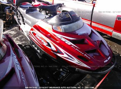2002 POLARIS PERSONAL WATERCRAFT