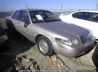 1998 MERCURY GRAND MARQUIS LS/LIMITED