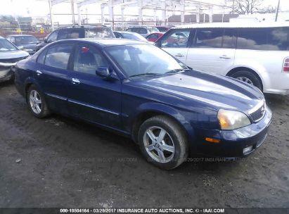 2004 SUZUKI VERONA S/LX