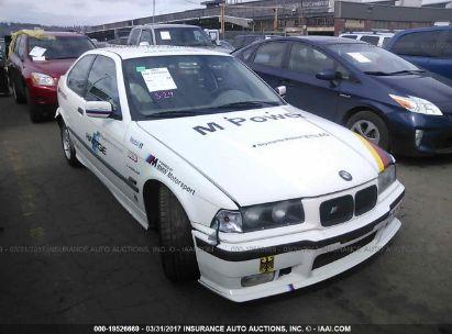 1996 BMW 318 TI