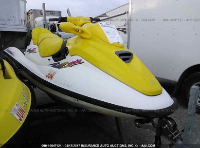 1997 SEADOO PERSONAL WATERCRAFT