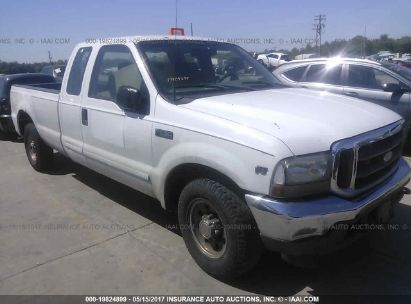 2002 FORD F250 SUPER DUTY