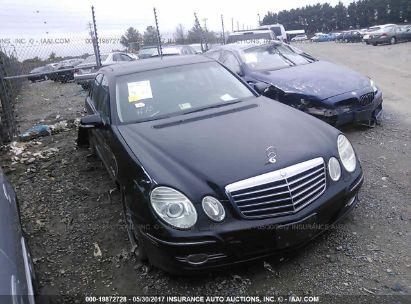 2007 MERCEDES-BENZ E-CLASS 550