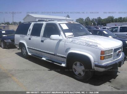 1994 GMC SUBURBAN K1500
