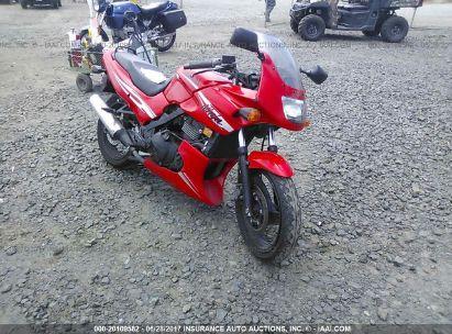 2008 KAWASAKI EX500 D
