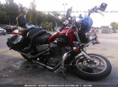 2000 HONDA VT1100 C