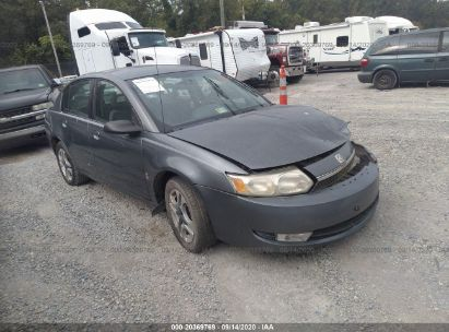 2004 SATURN ION LEVEL 3