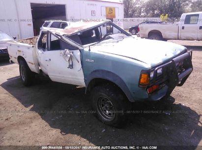 1984 DATSUN 720 KING CAB 4X4