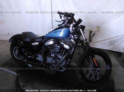 2012 HARLEY-DAVIDSON XL1200 NIGHTSTER
