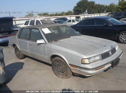 1988 OLDSMOBILE CUTLASS CIERA