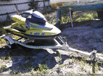 2013 SEADOO PERSONAL WATERCRAFT