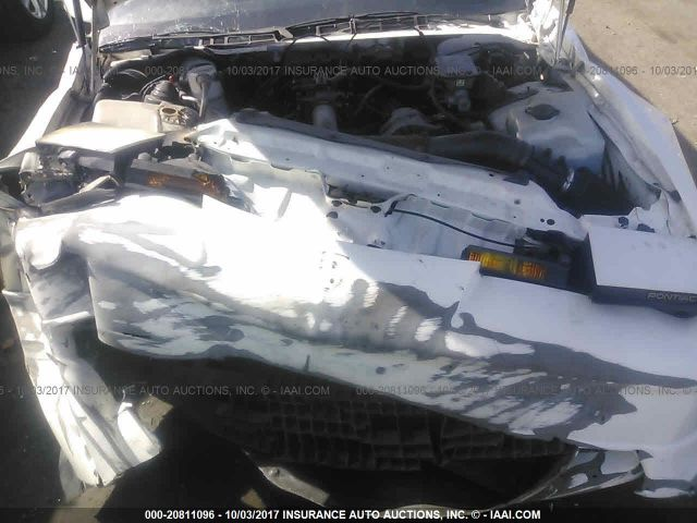 ALERT: Another wrecked 89 TTA !!! - Third Generation F ...