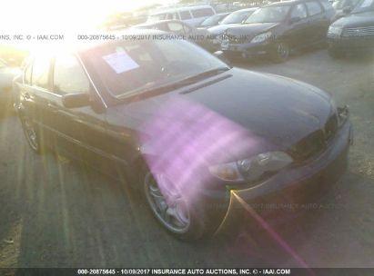 2003 BMW 330 I