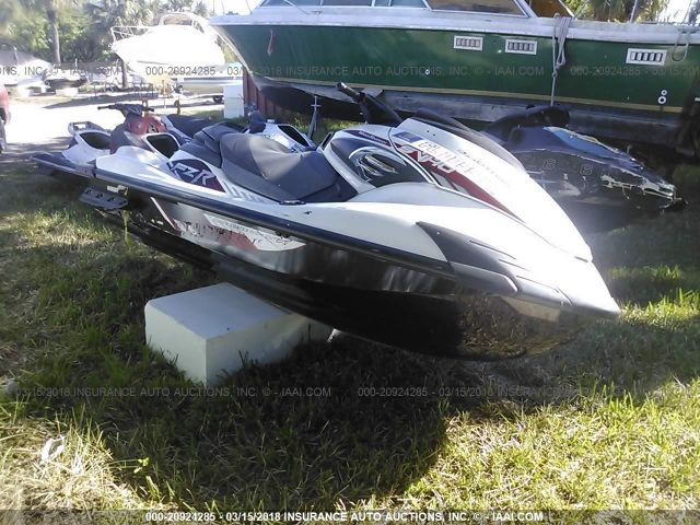 2015 YAMAHA WAVERUNNER, 20924285 | IAA-Insurance Auto Auctions