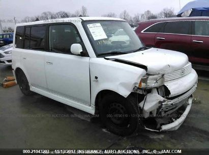 2005 SCION XB XB